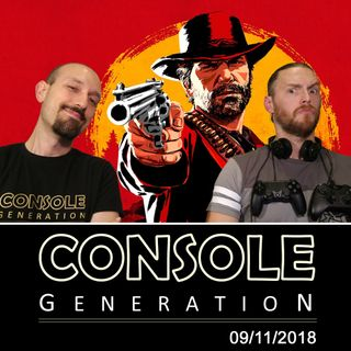Red Dead Redemption 2 e altro - CG Live 09/11/2018