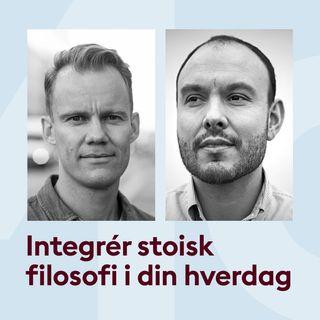 Bjørn Vestergaard i samtale med Niels Overgaard om morgenrutiner og den stoiske filosofi