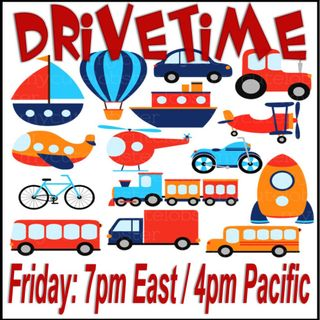 S01 E01 DriveTime  - Smoother Covers