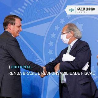 Editorial: Renda Brasil e responsabilidade fiscal