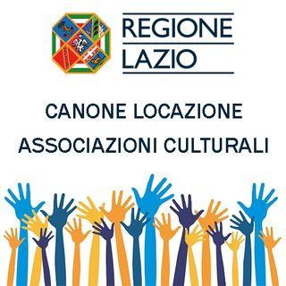Regione Lazio: contributo al canone di locazione per enti e associazioni culturali