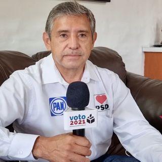 José Luis Urióstegui Salgado en entrevista con Central de Noticias Mx