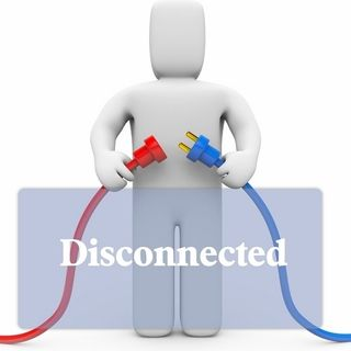 Disconnected- PLC