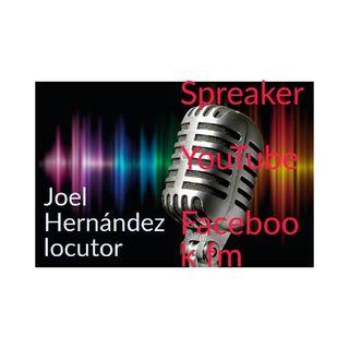 Episodio 19 - Noticias Joel Hernandez Locutor