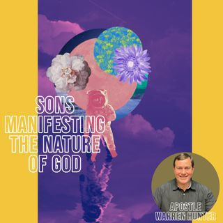 Episode 11 - Sons Manifesting Ministry reconciliation