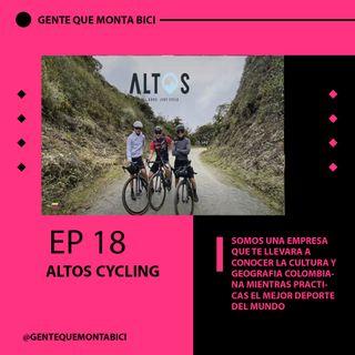 EP 18 ALTOS CYCLING