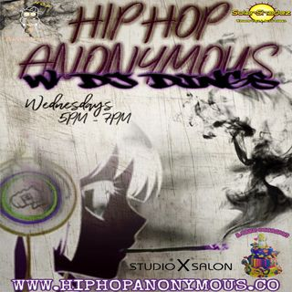 The Hip Hop Anonymous Mix Vol.15 Dj Dings Live In Da Mix