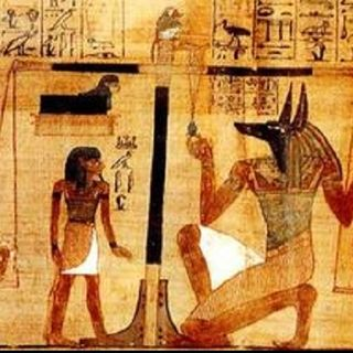 The 10 Commandments and the Egyptian Book of the Dead