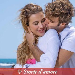 Il nostro amore nato con 3150 baci | Clizia Incorvaia Paolo Ciavarro
