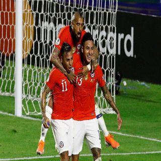 """Copa America - Undici metri di """"Maravilla"""""""