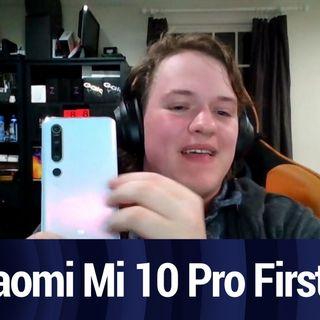Xiaomi Mi 10 Pro First Look | TWiT Bits