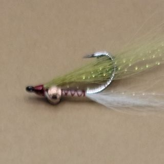 Moment at the Vise John Wood Clouser Minnow