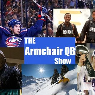 The Armchair QB Episode 5: The Columbus Blue Jackets Bring Out The Brooms, Nobody Likes Eli, & Bad Boys 3?