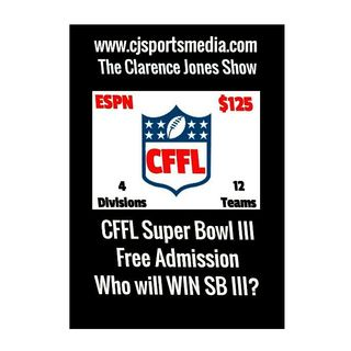 Clarence Fantasy Football League Media Week KOLE Interview