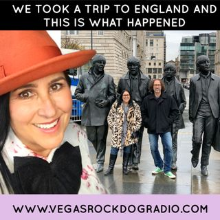 We Took A Trip To England And This Is What Happened