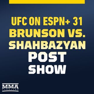 UFC Vegas 5 Post-Fight Show