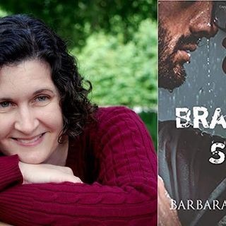 'Brain Storming' with Romance Author Barbara Cutrera: an interview on the Hangin With Web Show