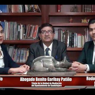 La mediación - Lic Benito Garibay y cafe juridico
