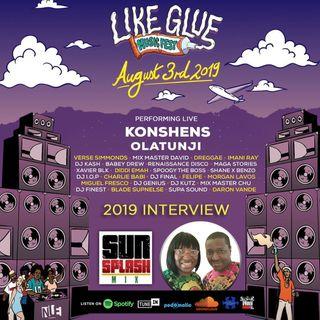 2019 Like Glue Fest