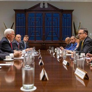 Ebrard expuso resultados de política migratoria a EUA