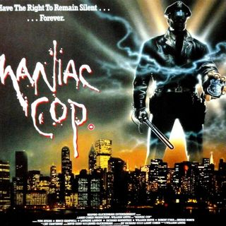 Maniac Cop, The Ghoul and Nintendo