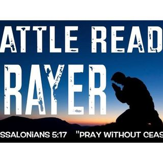 BATTLE READY PRAYER (POWERFUL!!!)
