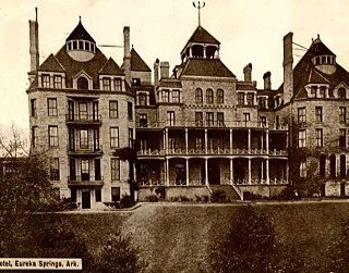Ep. 11 - The 1886 Crescent Hotel