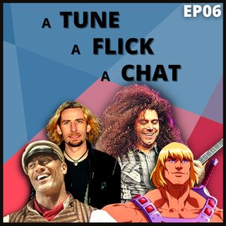 A Tune, A Flick, A Chat EP06 - Coheed & Cambria, Jungle Cruise & Gatekeeping