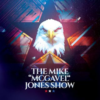 Episode 42 : Best of the Mike McGavel Jones Show One Tough Cookie with Cookie Lockhart