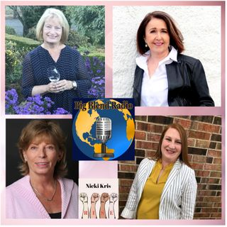 A Toast to Women Happy Hour Show with Linda Kissam, Amy Dugan, Kelli West, Lea Brovedani