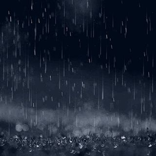 Una serata piovosa
