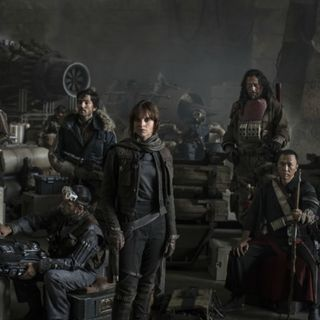#BGNPodcast Extra - Rogue One Discussion
