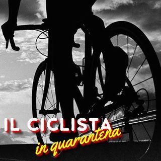 Il ciclista in quarantena. La bici sarà la protagonista nella fase 2 dell'emergenza.