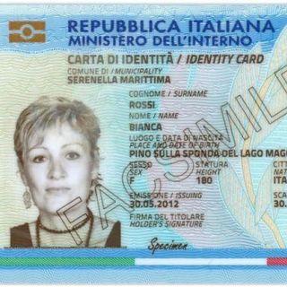 Rivoluzione per la carta d'identità elettronica