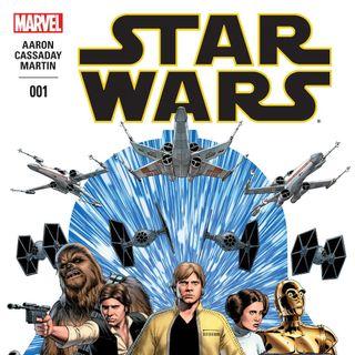 Source Material #275 - Star Wars vol. 1 (Marvel, 2015)