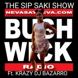 THE SIP WITH SAKI SHOW FT. CRAZY DJ BAZARRO SUBJECT: TRAUMA PROCESS