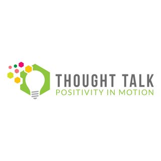 ⭐️ Episode 1 - Courtney Hill || Thought Talk, Positivity in Motion