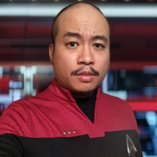 134: Star Trek vs Capitalism with Will Nguyen, the Star Trek Communist