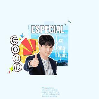 Episodio 17 - ESPECIAL LEE JONG HYUN💙Radio Azul💙