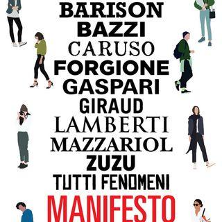 "Iacopo Barison ""Manifesto"""