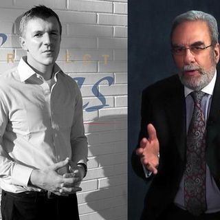 Former INS Special Agent Michael Cutler & James O'Keefe