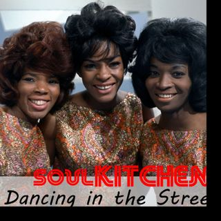 Soul Kitchen Playlist - Dancing in the street