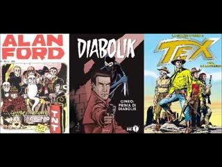 Tutti i colori del giallo Fumetto cinema e realtà. Intervista a Carlo Lucarelli e Giampiero Rigosi.