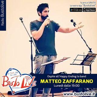 Intervista a Matteo Zaffarano