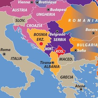 Le guerre nei Balcani