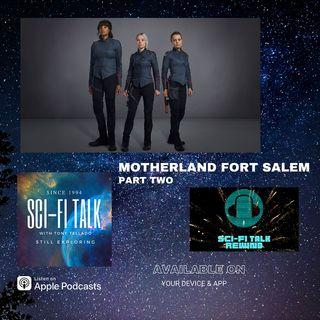 Rewind  Motherland Fort  Salem Season One Part Two
