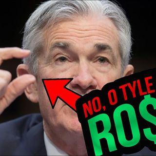 Fed obiecuje, a giełda nurkuje 🥽
