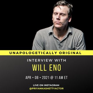 Interview with Will Eno