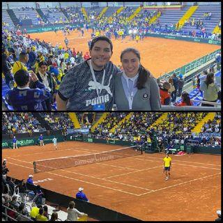 Histórica victoria de Colombia en Copa Davis
