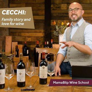 Cecchi | Family story  and love for wine | Wine history with Filippo Bartolotta
